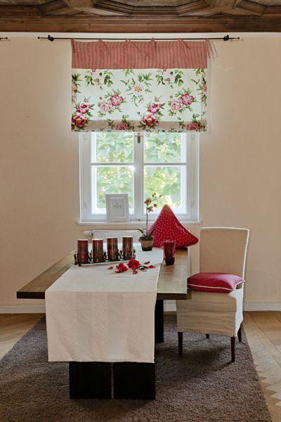 decorado landhaus stil dekostoffe in vielen farbvariationen ideen f r ihr zuhause. Black Bedroom Furniture Sets. Home Design Ideas
